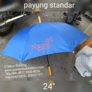 Cetak Sablon Payung Standar