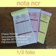 Nota NCR