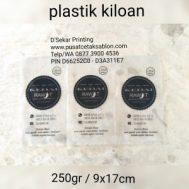 Cetak Sablon Plastik Kiloan