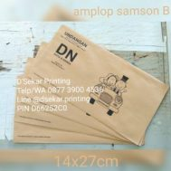 Amplop Samson B