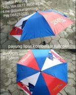 Payung Lipat Kombinasi Fullcolour
