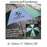 Payung Golf Kombinasi