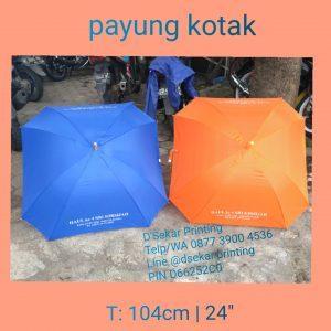 Payung Kotak