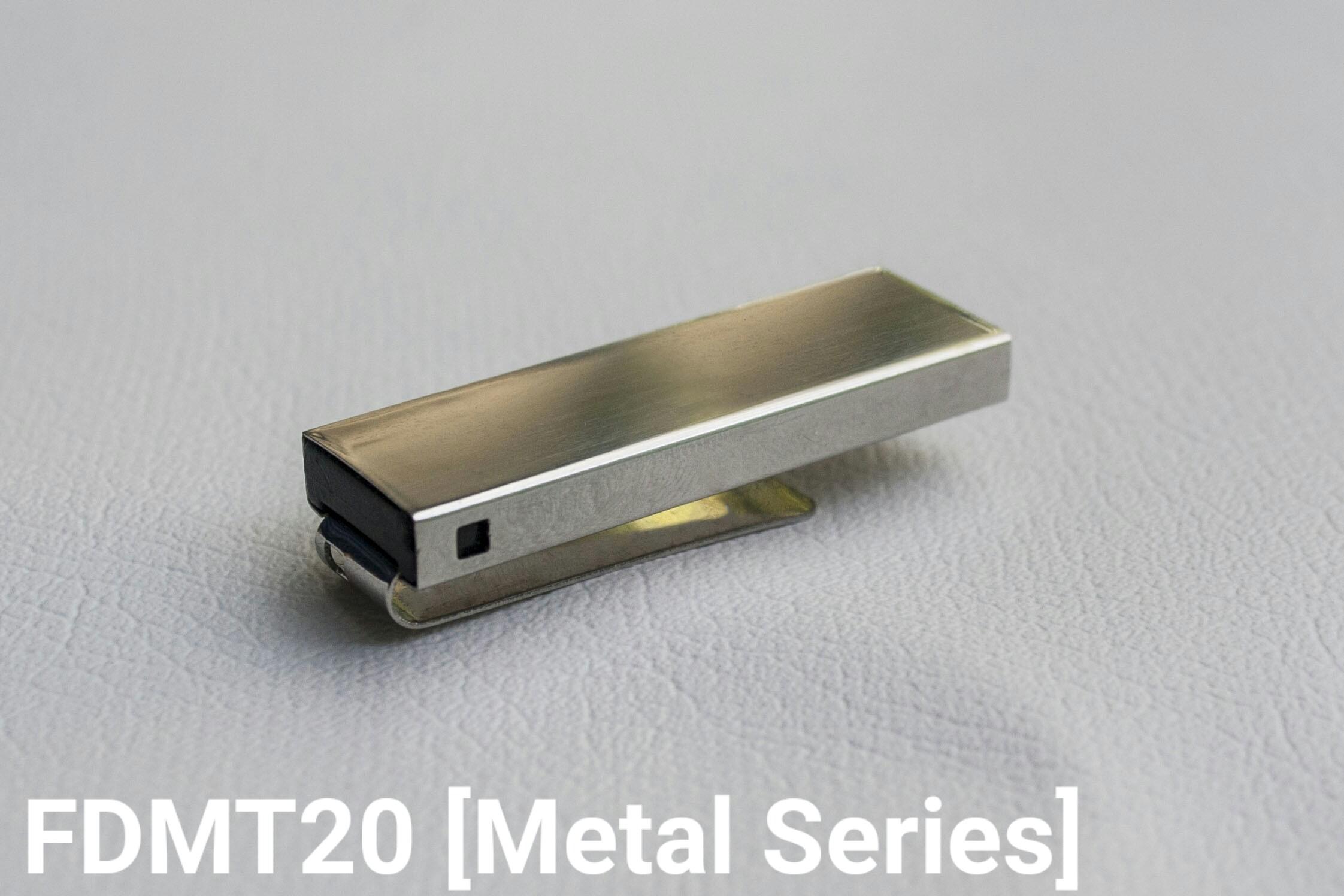 Flashdisk Metal Series