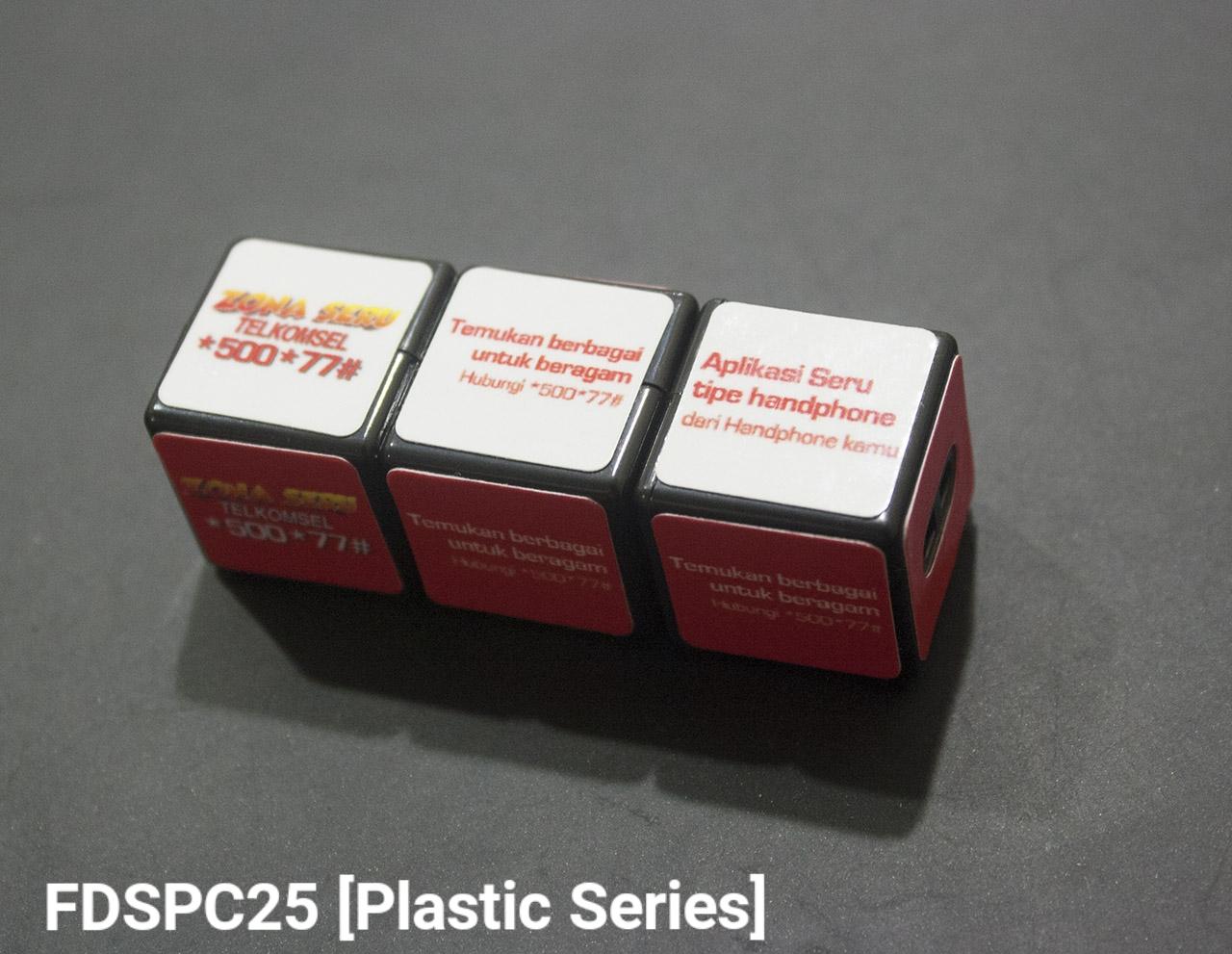 Flashdisk Plastic Series