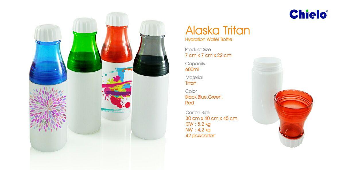 Botol Minum Tumbler Alaska Tritan