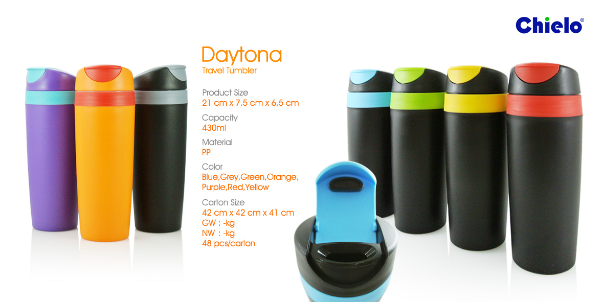 Botol Minum Tumbler Daytona
