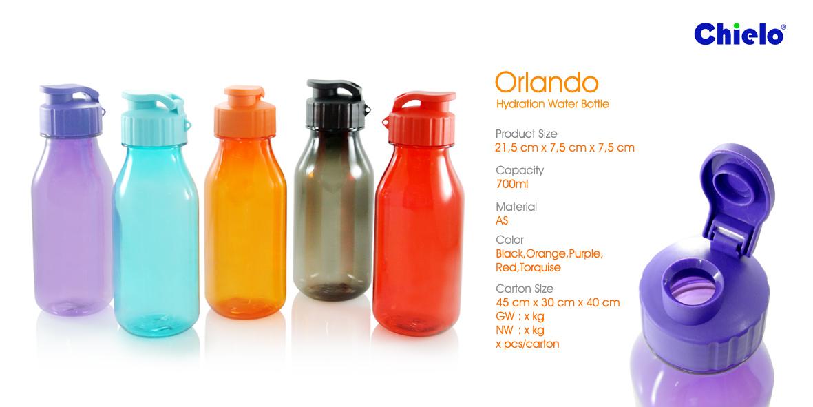 Botol Minum Tumbler Orlando