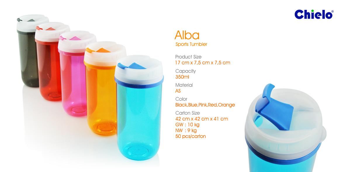 Botol Minum Tumbler Alba