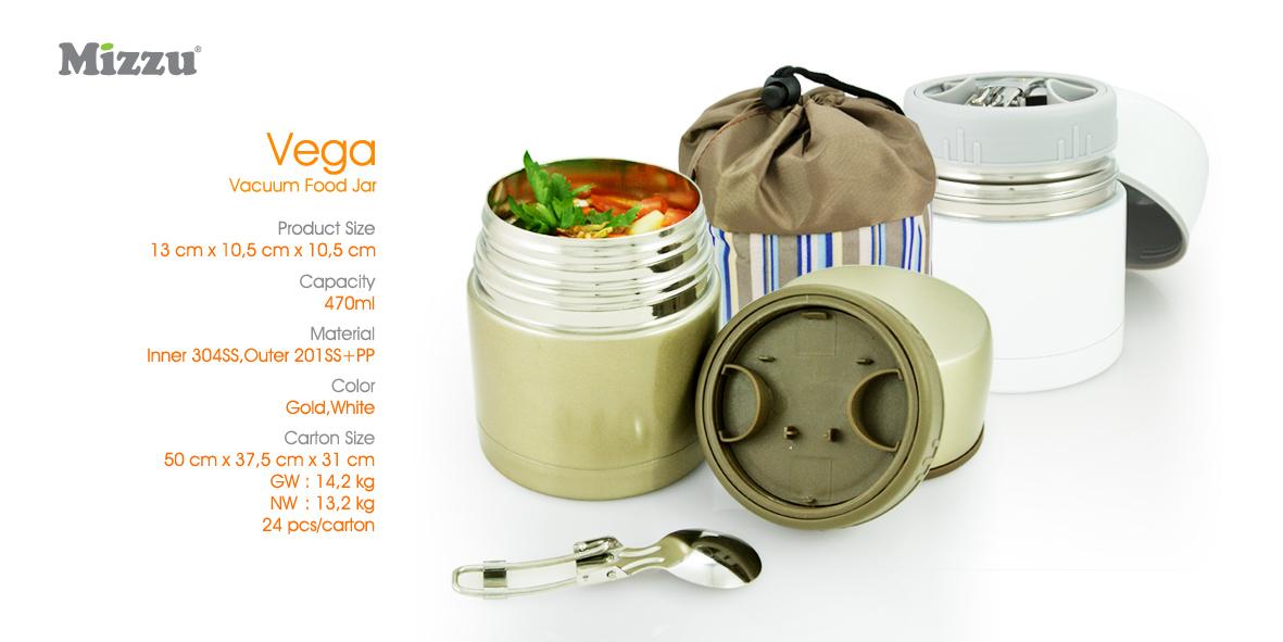 Vacuum Food Jar Venus