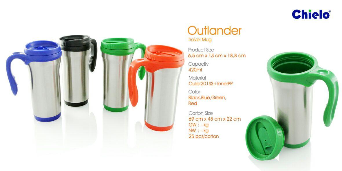 Botol Minum Tumbler Outlander