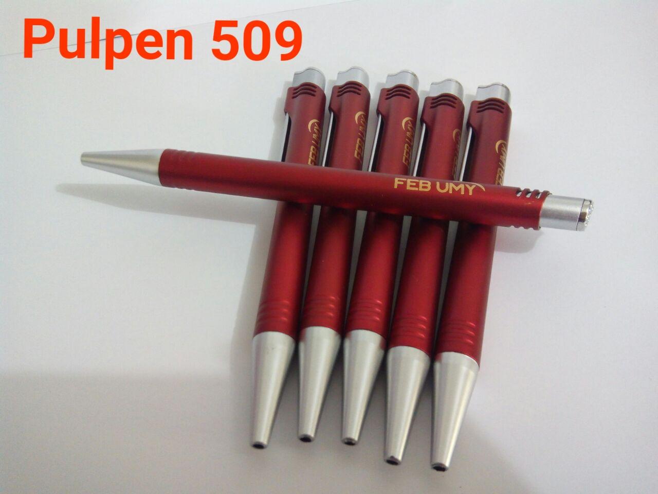 Cetak pulpen 509
