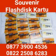 Souvenir Flashdisk Kartu