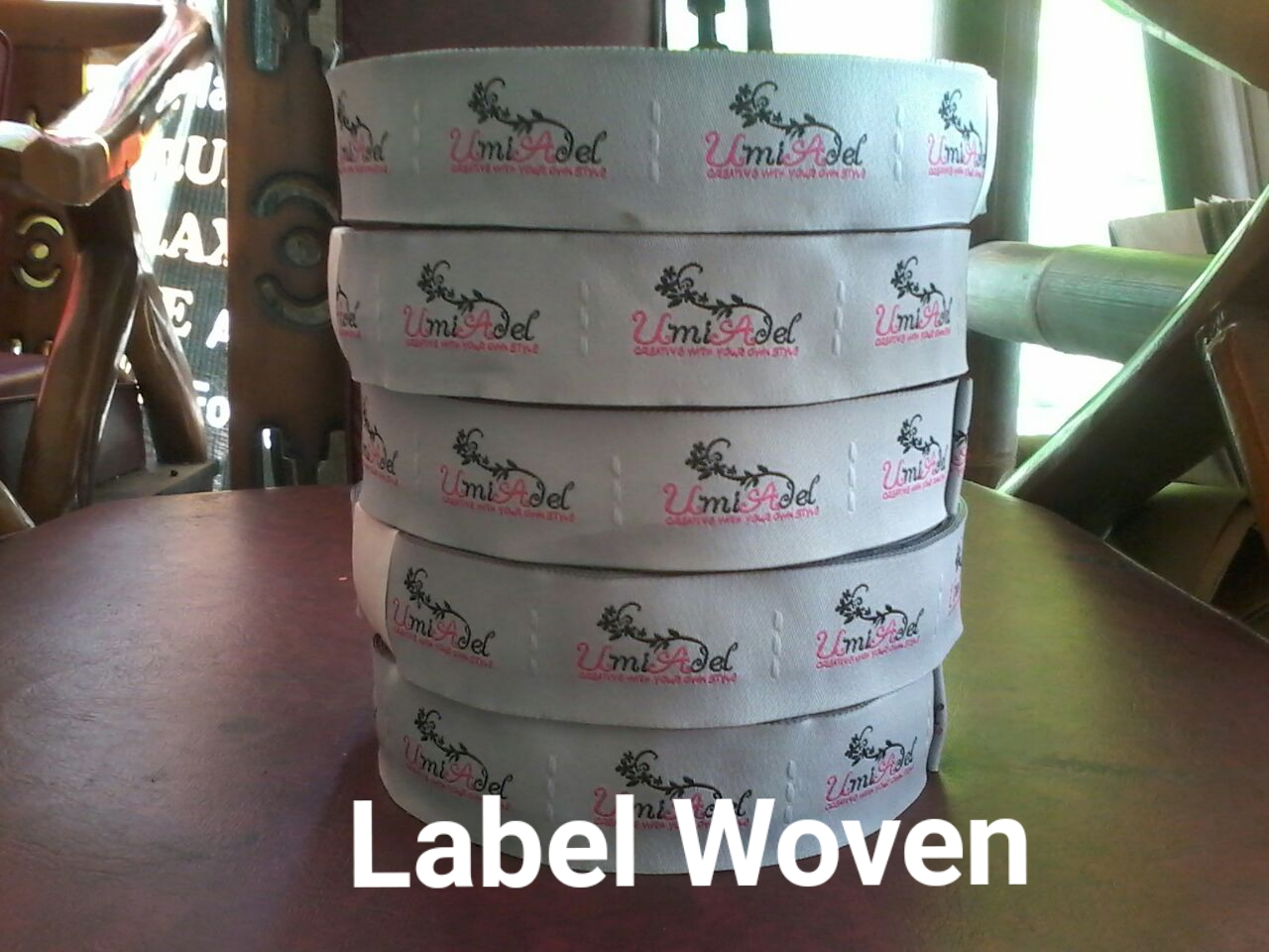 Label Woven