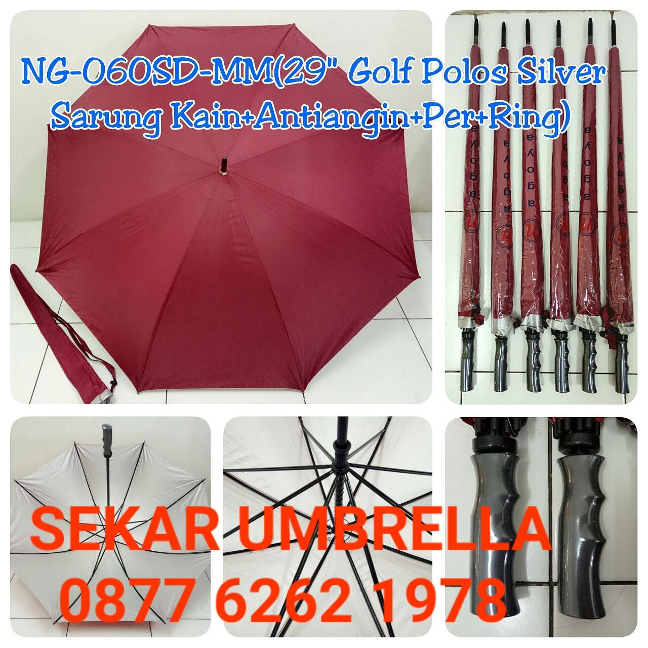 Payung Golf Marun