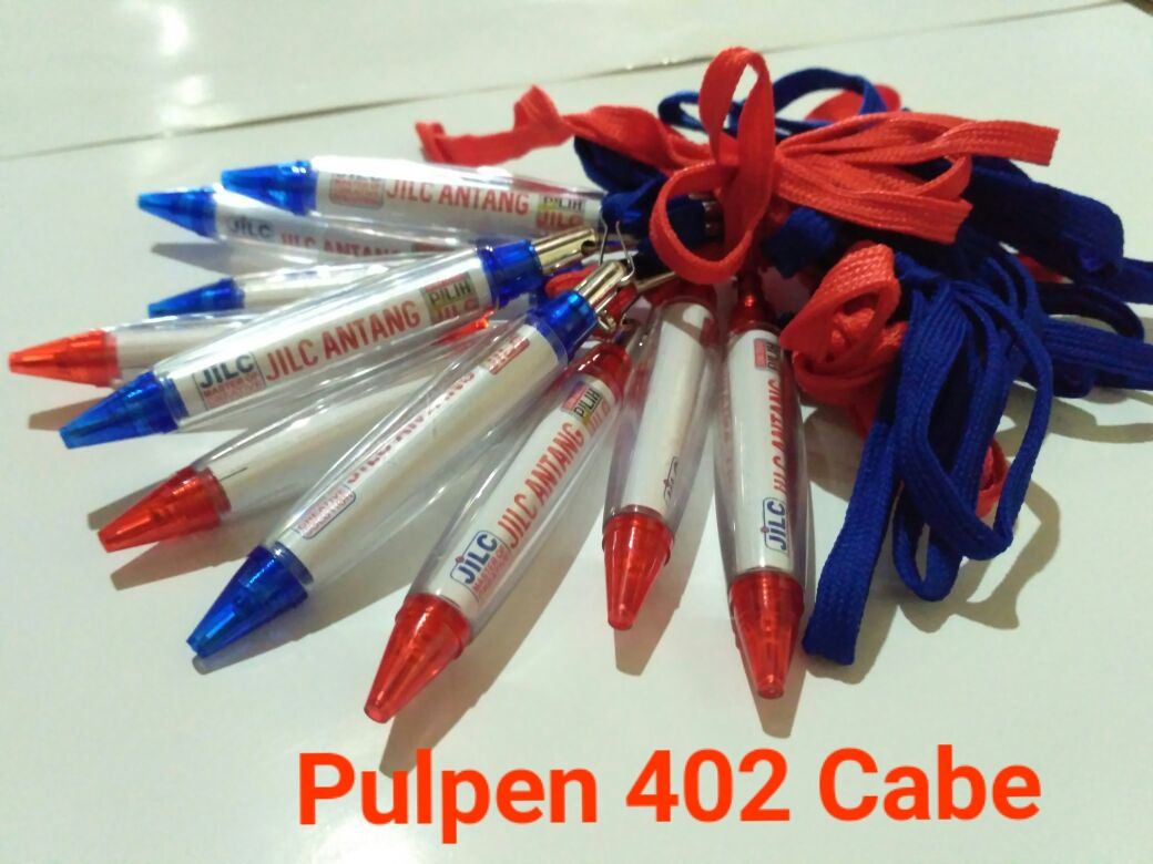 Pulpen 402 Cabe