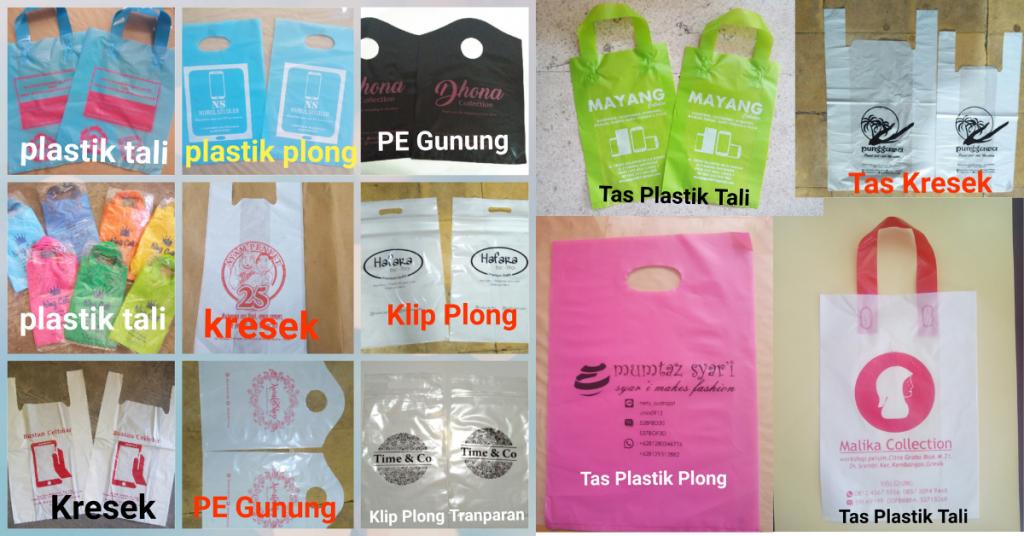 tas plastik,kantong plastik,sablon plastik,kresek