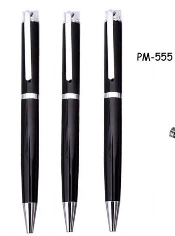 pulpen bahan metal