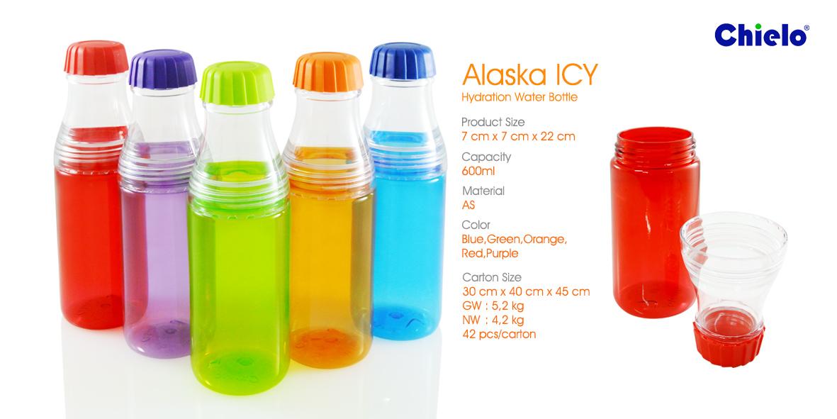 Botol Minum Tumbler Alaska ICY