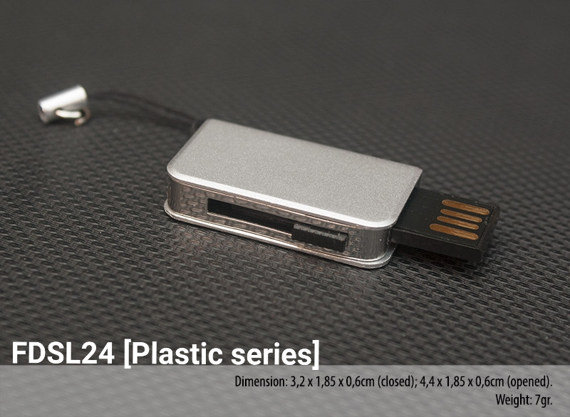 Flashdisk Plastic Series