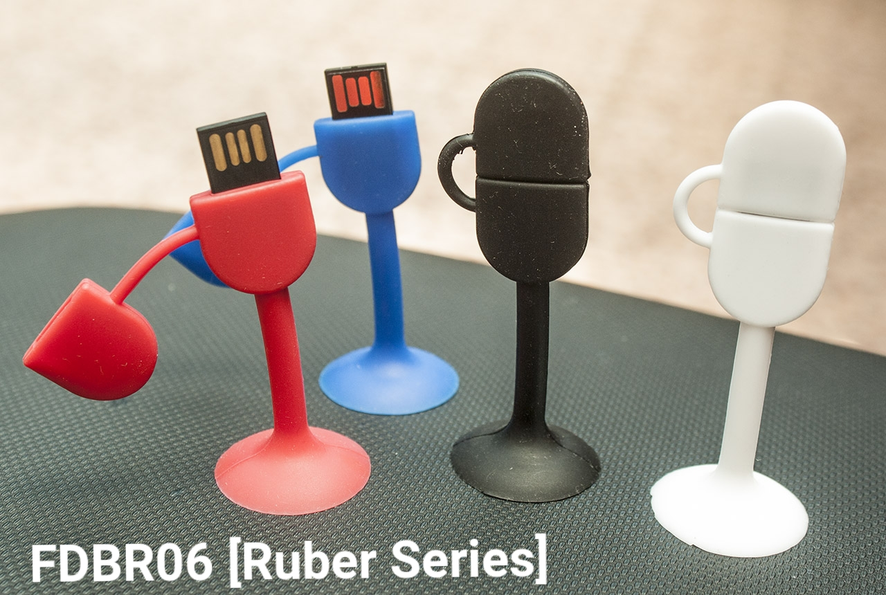 Flashdisk Ruber Series