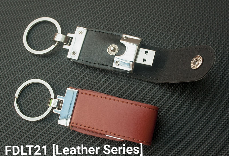 Flashdisk Leather Series
