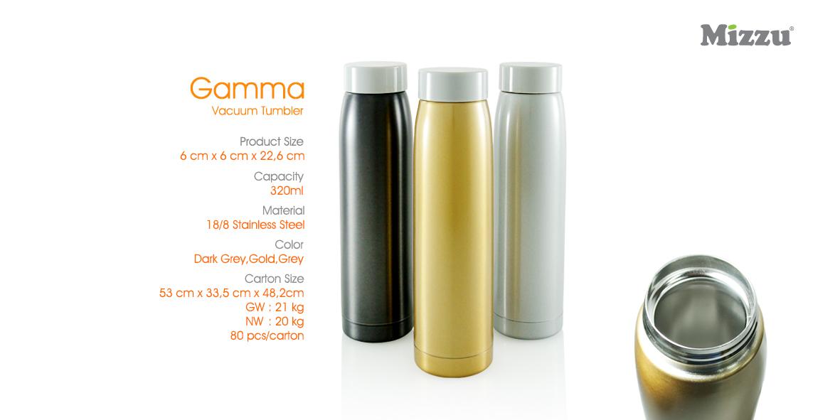 Botol Minum Tumbler Gamma vacuum Flask