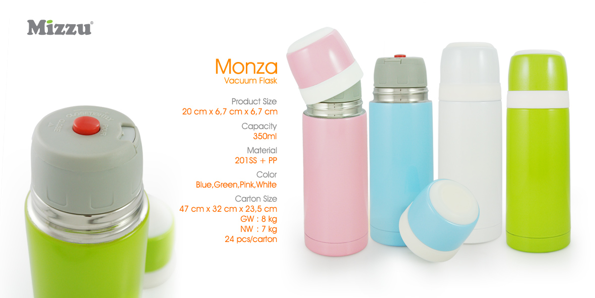 Botol Minum Tumbler Monza