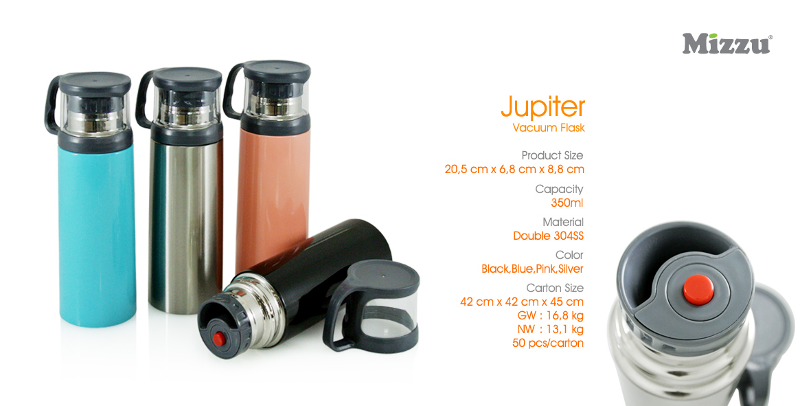 Botol Minum Tumbler Jupiter