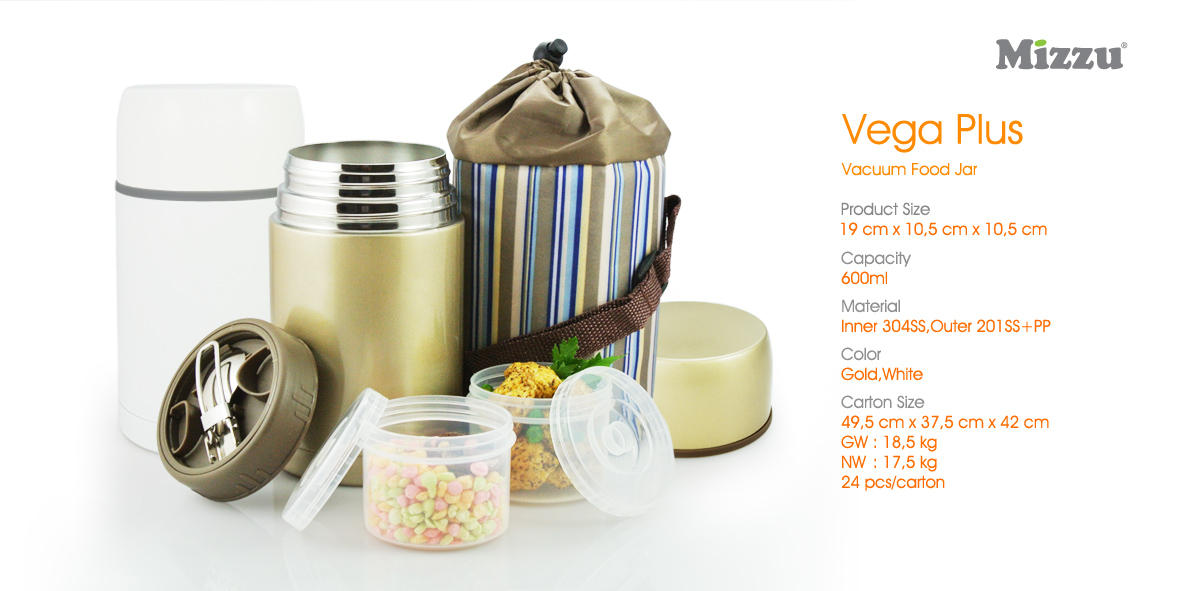 Botol Minum Tumbler Vega Plus
