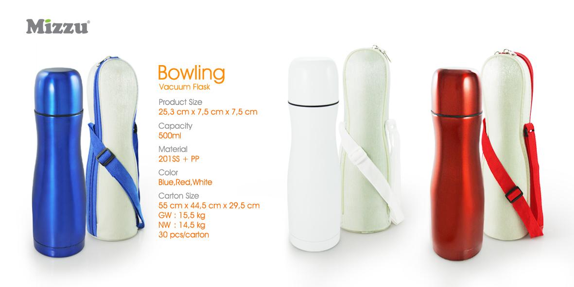 Botol Minum Tumbler Bowling