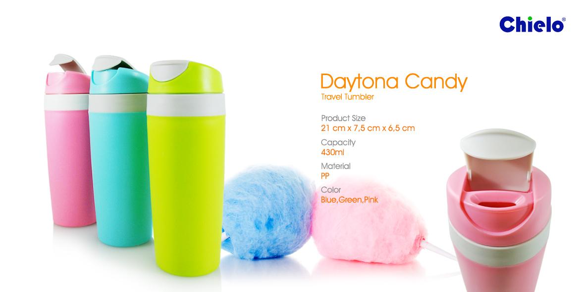 Botol Minum Tumbler Daytona Candy