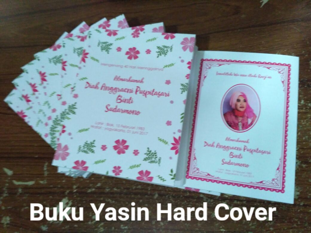Buku Yasin Hard Cover