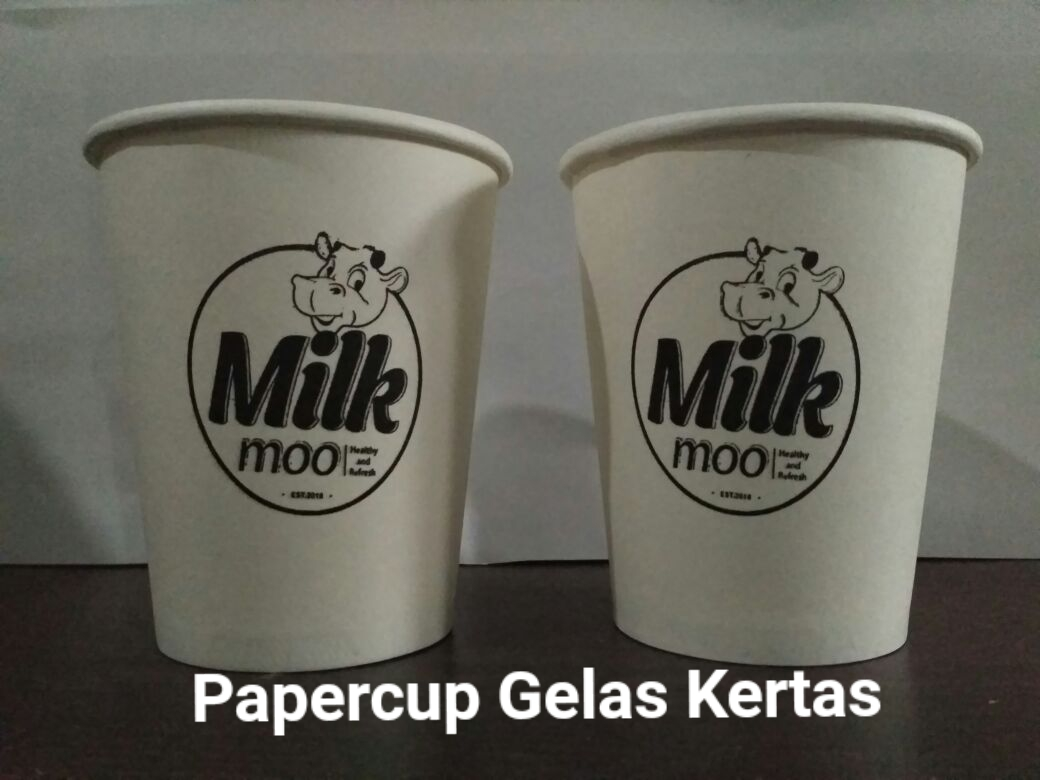 Papercup Gelas kertas