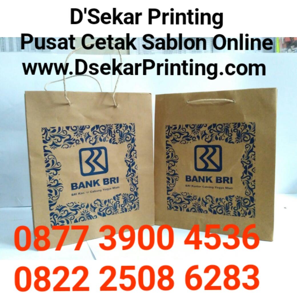 Paperbag Kraft Coklat