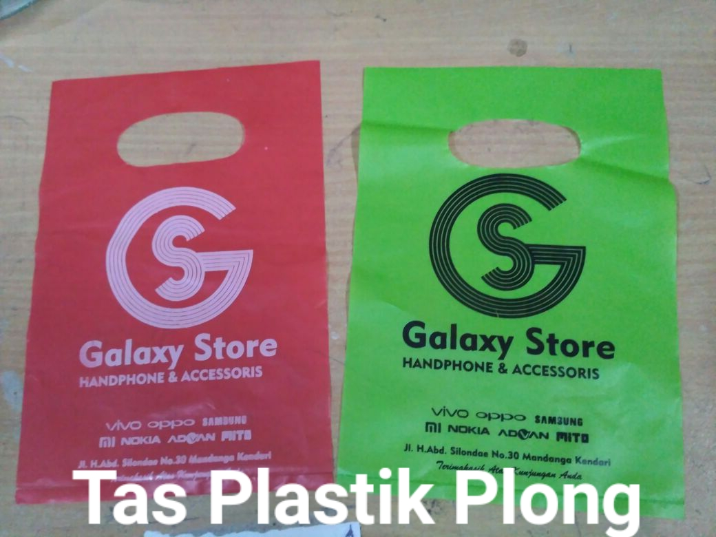 Tas Plastik Plong