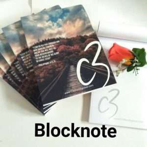 Blocknote note