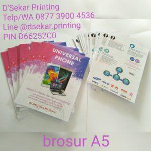 Brosur Poster Leaflet