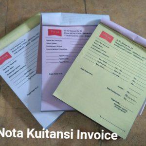nota kwitansi invoice