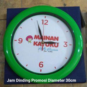 Jam Dinding Diameter 30cm