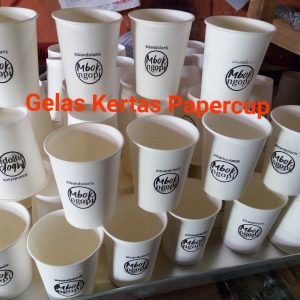 sablon papercup