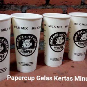 cetak papercup gelas kopi