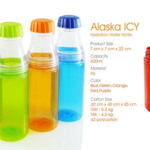 Alaska icy botol tumbler souvenir