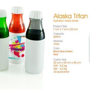 botol tumbler souvenir alaska triitan